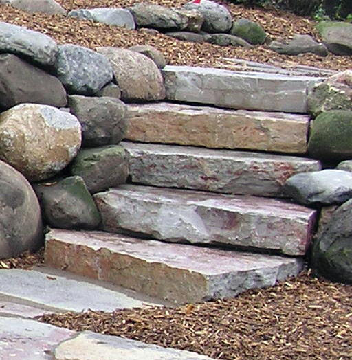Chilton Full Color Outcropping Steps