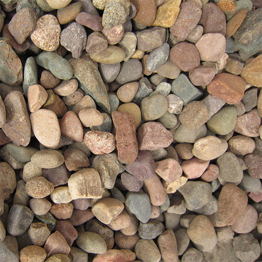 Landscaping Stone Chips : Decorative stone and mulch landscape chips rademann co inc